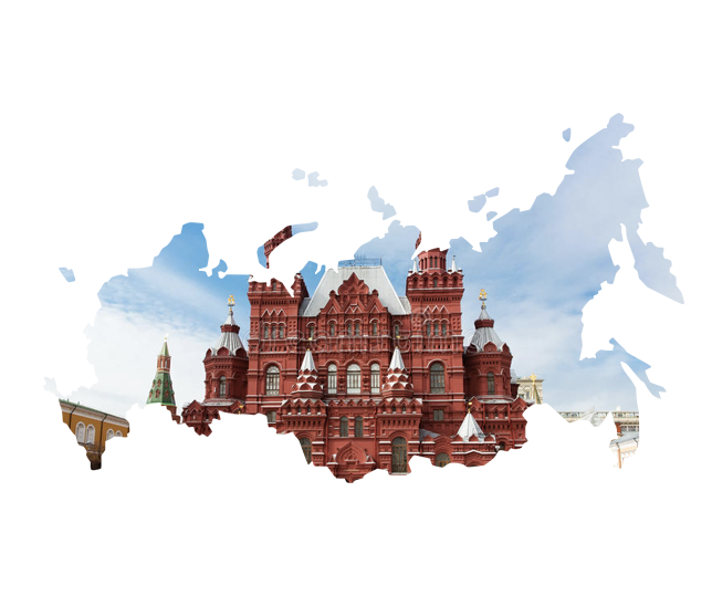 Demande en ligne pour le visa électronique pour Russie