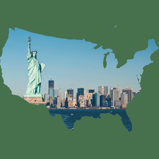 Solicitud online del visado electrónico para Estados Unidos