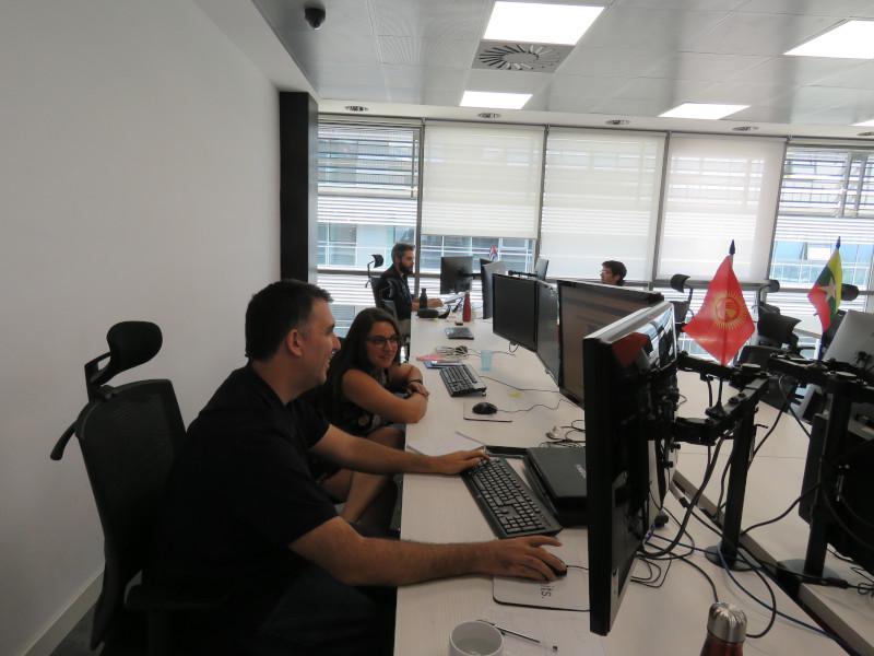 사무실 사진